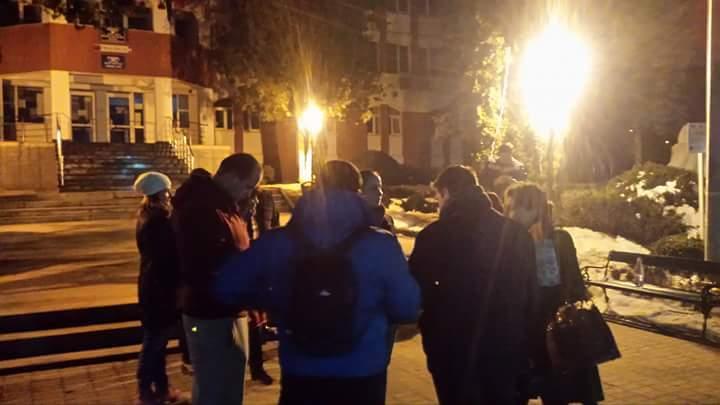 PROTESTE IN ARGES – 3000 de oameni la Pitesti, 50 la Campulung si 15 la Curtea de Arges