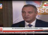 """Mircea Drăghici a scos capul în lume la televiziunea soţiei, drumurile rămân """"varză"""" ! Argesenii l-au taxat pe facebook !"""