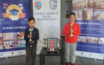 Ei sunt cei mai buni sahisti - Rezultatele concursului de la Mioveni