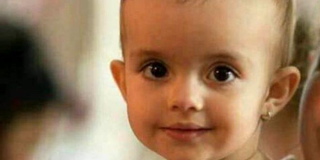 Pentru ca are cancer – O fetita de doi ani va cere ajutorul