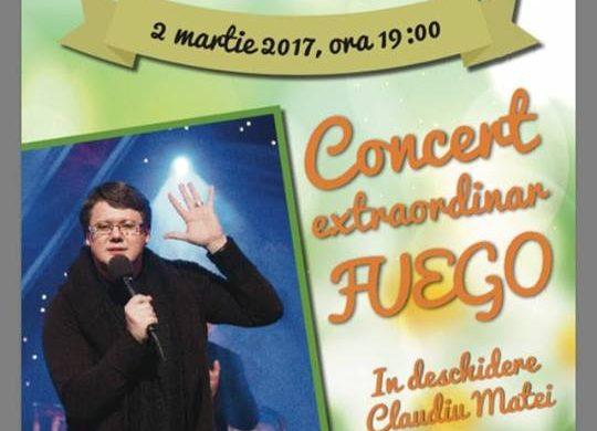 S-au pus in vanzare biletele pentru concertul Fuego