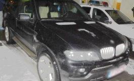 Bolid de zeci de mii de euro confiscat de politisti - Vezi motivul