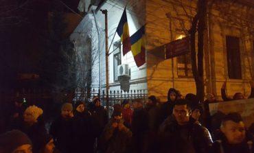 La Piteşti au continuat protestele împotriva Guvernului Grindeanu