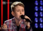 Un pusti de 11 ani din Arges a impresionat la un show tv