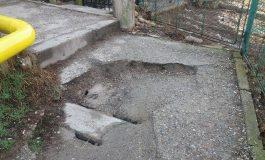 GALERIE FOTO! În orașul regal existǎ Aleea Picioarelor rupte