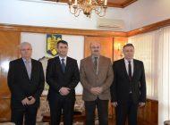 Ambasadorul Bosniei și Herțegovinei a vizitat astazi Argesul