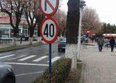 Pentru ca inca nu se respecta regula - Noi semne de circulatie pe Banu Baracine
