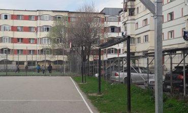 Panouri de baschet pentru scoala Mircea cel Batrin