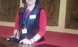 Simona Bratulescu la Venetia - A reprezentat Romania la un nivel inalt