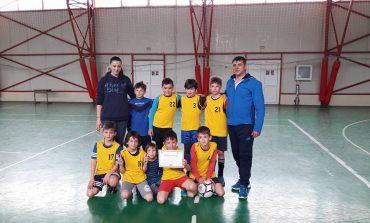 Elevii de la scoala 4 Mircea cel Batran, campioni judeteni