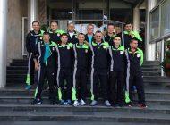 Angajatii primariei participa la un campionat national de fotbal