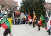 VIDEO! Elevii de la Mircea cel Batrin, prestatie in fata profesorilor din intreaga lume