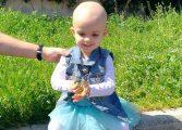Isabela a fost operata - Urmeaza 9 luni de tratament dar medicii sunt optimisti