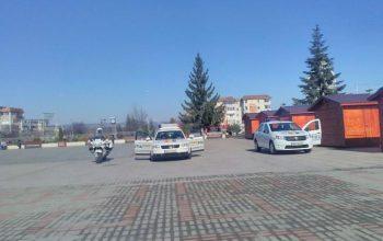 """Mesajul unui copil din Mioveni pentru poliţişti: """"La mulţi ani, poliţie şmecheră!"""""""