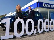 În Anglia, Dacia se comercializează la fel de bine ca în România