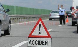 Accident grav pe autostrada Pitesti-Bucuresti! Trafic blocat!