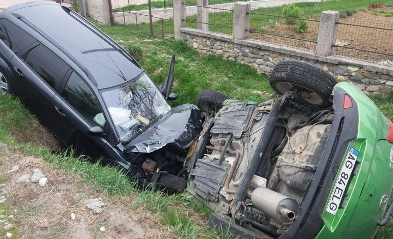 VIDEO! Accident groaznic la Zigoneni