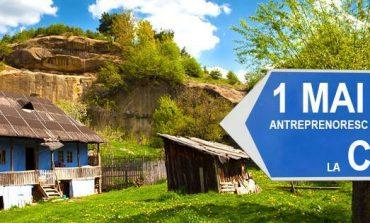 Super eveniment la Corbi -1 Mai Antreprenoresc – sau cum sǎ atragi sute de turişti într-o comunǎ de munte