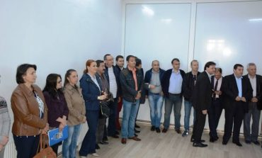 Noua institutie de cultura din Arges isi intra in paine