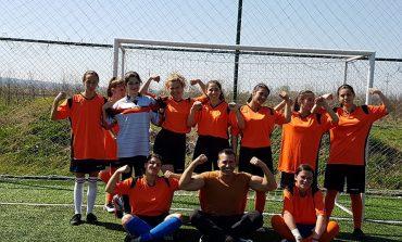 Felicitari! Ele sunt campioanele la fotbal din Curtea de Arges