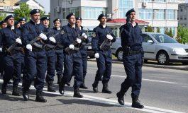 Jandarmeria Arges ia mǎsuri sporite de precuaţie pentru mitingul de mâine