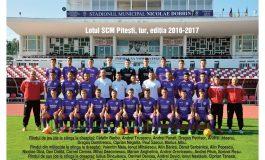 GALERIE FOTO! Dică reînvie tradiția lui FC Argeș!