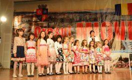 250 de copii participa la Festivalul Primaverii
