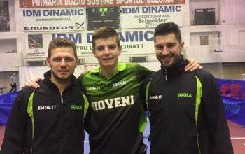 CS Mioveni, campioană naţională la tenis de masă pentru al doilea an consecutiv