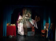 Cea mai mare păpuşă din România, pe scena Teatrului Davila