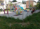 Accident in parcul de joaca - Un copil de 5 ani a ajuns la spital