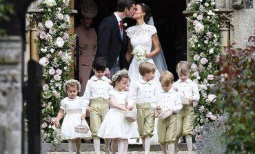 NUNTA ANULUI în Marea Britanie: Pippa Middleton, sora Ducesei de Cambridge, s-a căsătorit cu milionarul James Matthews într-o ceremonie aproape regală
