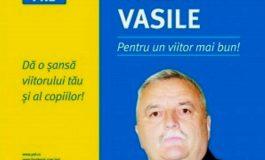 Liberalii pe cai mari - Viceprimarul Vasile Preda a refuzat PSD si este candidatul PNL la Valea Danului