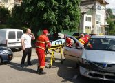 VIDEO! Accident cu trei victime - Trafic blocat in Curtea de Arges