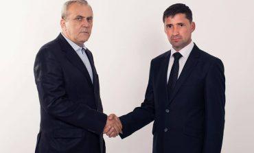 Soluţii concrete pentru o comunǎ europeanǎ-Alexandru Borz are susţinerea celui mai bun primar al judeţului, Ion Georgescu de la Mioveni