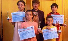 Copii din Mioveni, premianti la un festival international