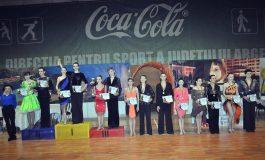 """Graţie şi eleganţă la Sala Sporturilor! """"Dansul Florilor"""", un concurs de mare succes"""