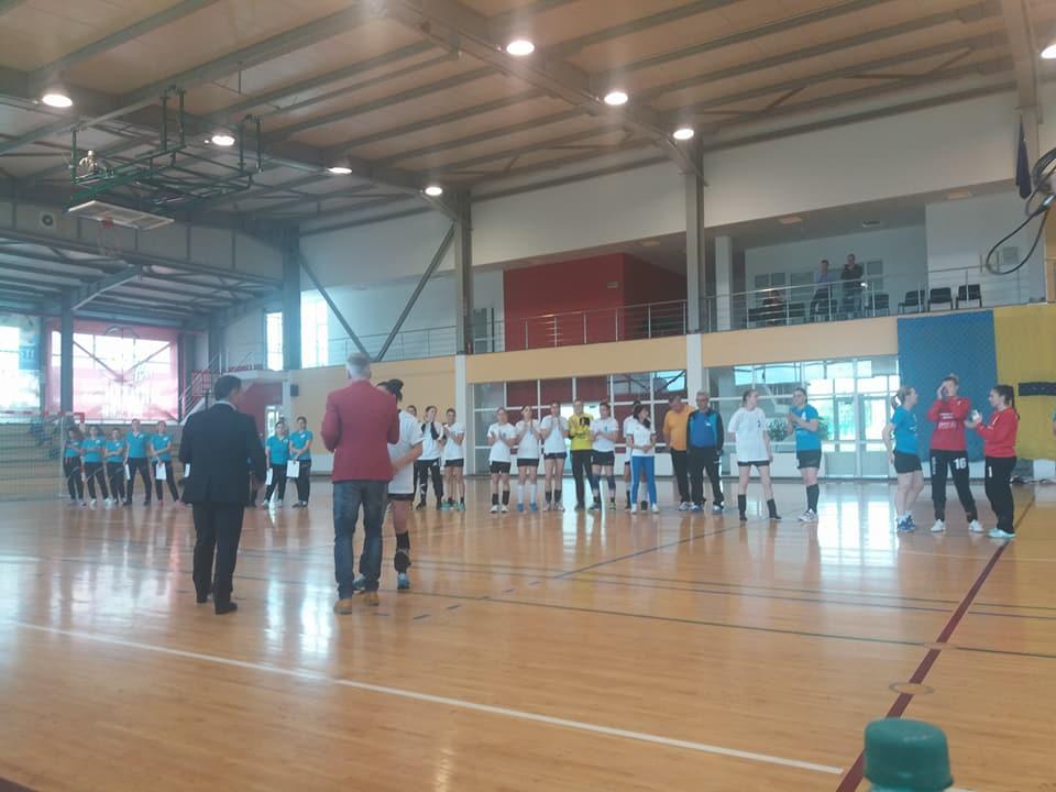 Handbalistele Universităţii din Piteşti au pierdut finala Campionatului Naţional