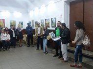 Artisti din intreaga tara au expus la Curtea de Arges