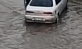Piteştiul s-a transformat în lac