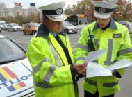 E GROASA ! Polițiștii din trafic vor fi dotați cu camere video care vor putea fi utilizate ca probe în instanță