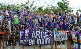 De astăzi s-au pus în vânzare abonamentele pentru meciurile de pe teren propriu ale lui FC Argeş