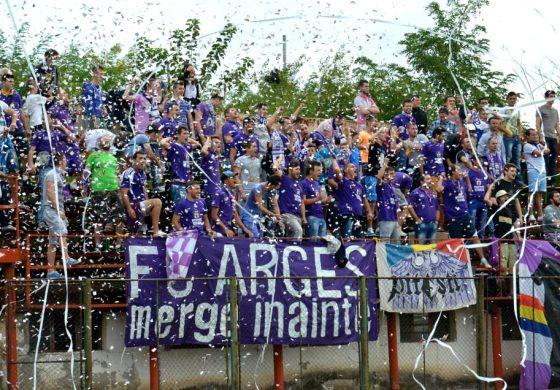 Motivul pentru care FC Argeş nu a mai jucat al doilea amical la Govora