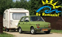 """NOSTALGIA ANILOR TRECUŢI - O caravană de polonezi cu Dacii şi Polski Fiat va trece prin Argeş în cadrul proiectului """"GO Romania!"""