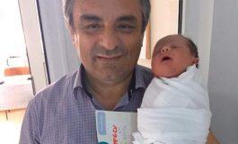 De astazi, Adrian Miuțescu este bunic ! Liderul PNL Argeș are un nepoțel de nota 10