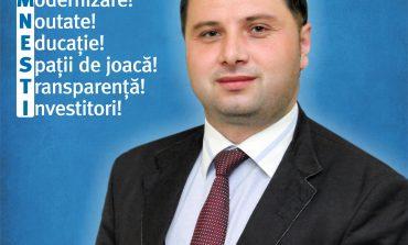 Pentru primaria Domnesti, Gabriel Craciun, candidatul cu cel mai bun program