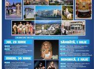 Super petrecere de Zilele Mioveniului - Vezi programul complet !