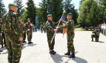 Vanatorii de munte din Curtea de Arges au un nou comandant