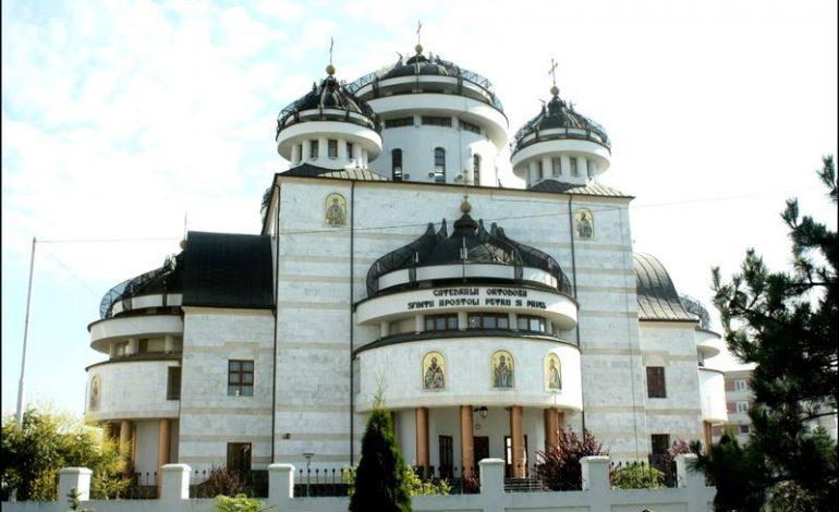 Astazi – Hram la Catedrala din Mioveni – Calinic va oficia o slujba speciala