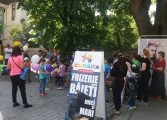 De 1 iunie, la Curtea de Arges, o singura petrecere pentru copii dar, privata