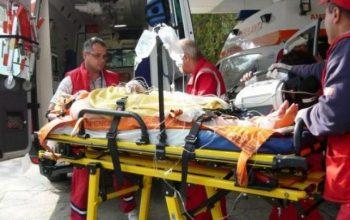 Copilul căzut pe geam va fi transferat la Bucureşti